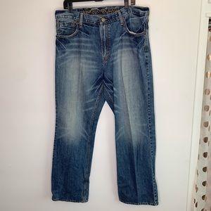 American Eagle Men's Low rise Boot Cut Jeans